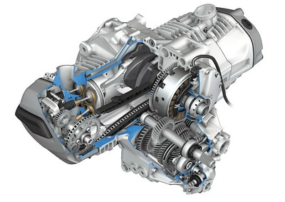 BMW Engine diagrams and Cut outs