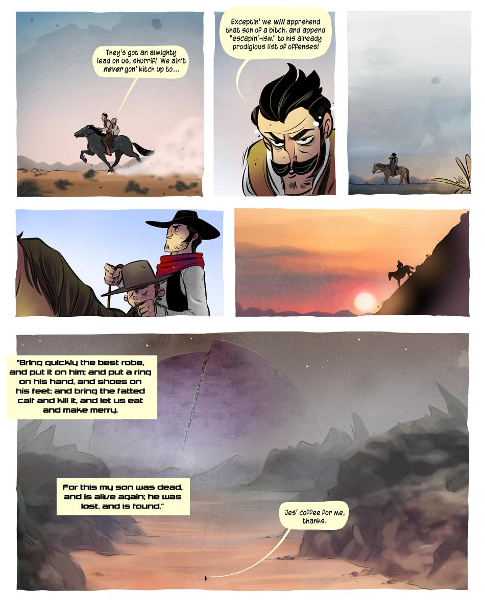 Sand, Part Nine