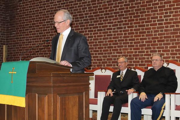 Christian Leadership Series (CLS) Speaker