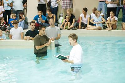 Baptism October 23, 2011
