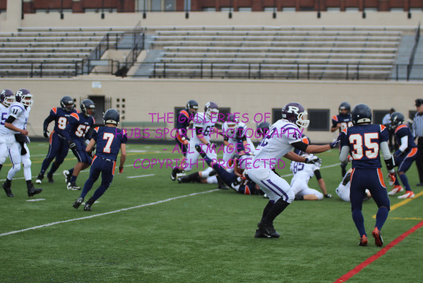 2013 RTHS HUBS FOOTBALL vs CHICAGO PAYTON @ IHSA PLAY OFFS 1ST ROUND