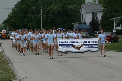 2010/2011 Marching Band