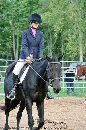 English YOUTH Equitation, Pleasure