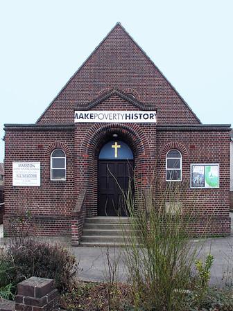 United Reformed Church, Marston Road, New Marston, Oxford, OX3 0JB
