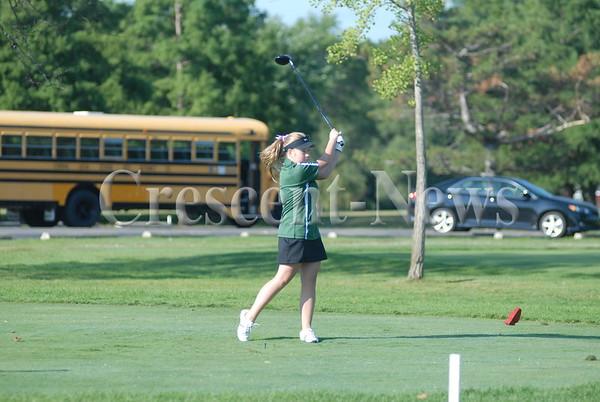 08-14-14 Girls Golf at Eagle Rock