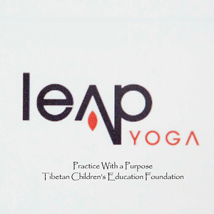 Leap Yoga - Tibetan Children's Ed Foundation