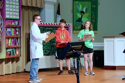 2018 VBS Helpers - Monday