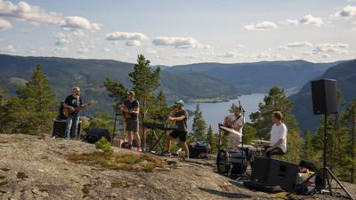 Tidløs på fjellet i Setesdal
