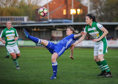 WSL1 Yeovil Ladies v Birmingham City Ladies