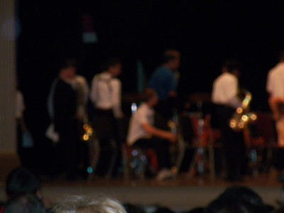 Jacob's Spring Concert