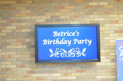 Betrice Scotts' 40th Birthday