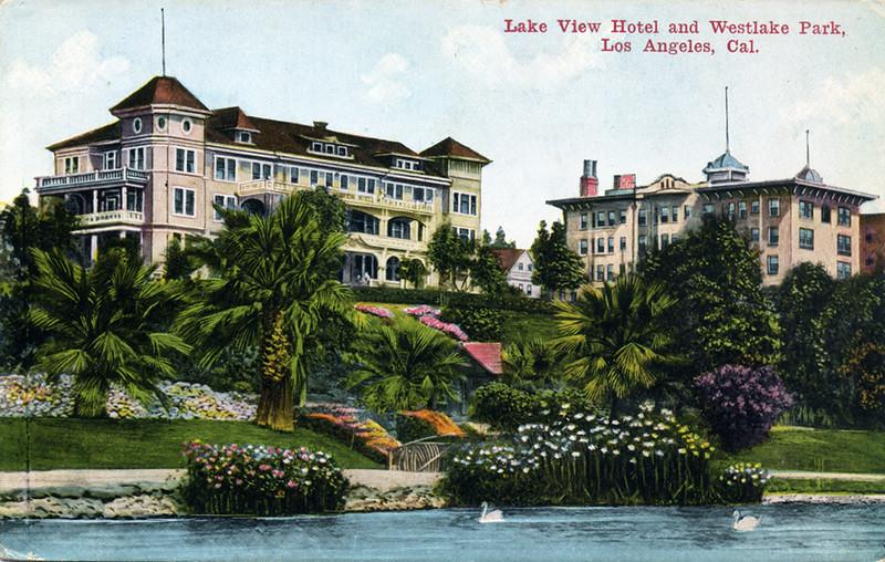Lake View Hotel and Westlake Park
