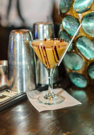 Chocolate Martini, Brasserie Juno