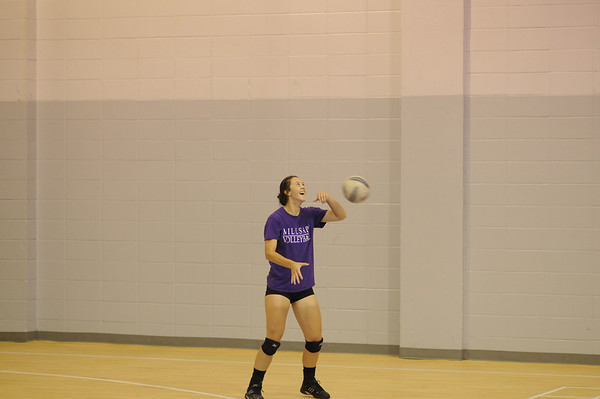 Millsaps Volleyball 2011