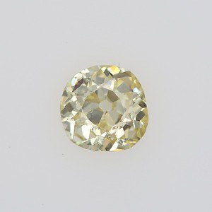 0.47 Old Miner Nat Fancy Yellow GIA (Sr1150)