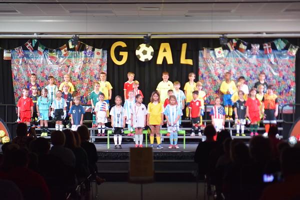 1st grade play