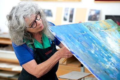 Susan Ritterband Malerikonservator