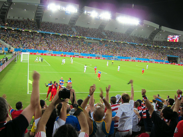 World Cup Brazil June 2014