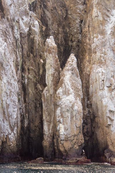 Kicker Rock Close-Up