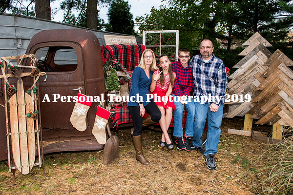 Jessica and family 2019