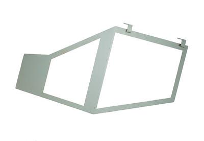MASSEY FERGUSON SANKEY CAB RH DOOR FRAME (STEEL)