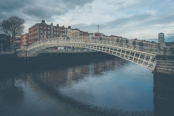Dublin Scenes