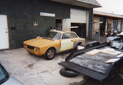 GTV restoration