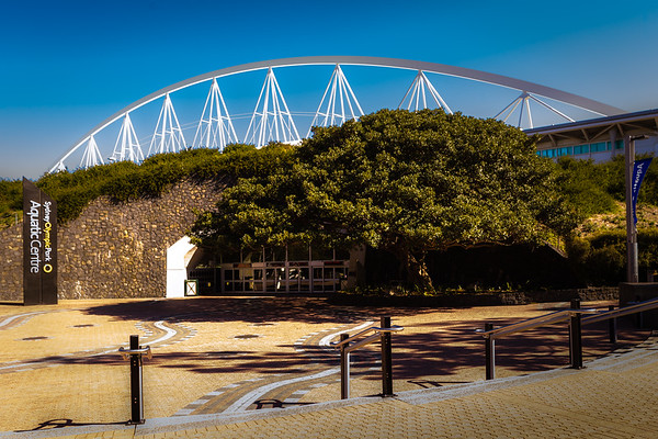 Sydney Olympic Park : Sydney International Aquatic Centre