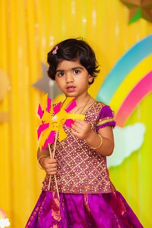 2017 Dhiya 2nd Birthday