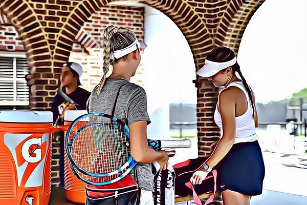 9-11-19 W Tennis