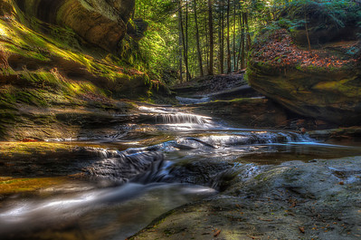 Hocking Hills/Logan Ohio