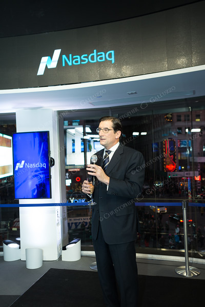 Nasdaq MarketSite Launch