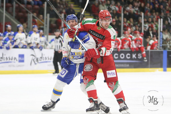 Cardiff Devils vs Fife Flyers 21-11-18