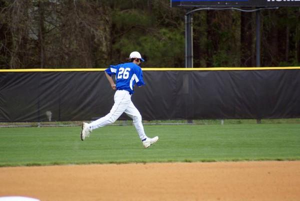 St. Andrews Baseball vs. Barton College