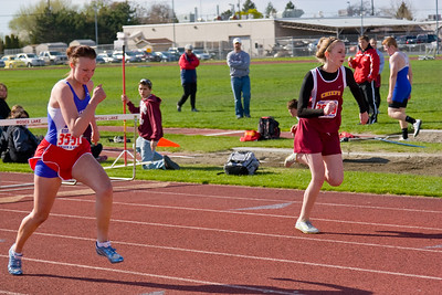 2009 CBBN League Meet @ Moses Lake