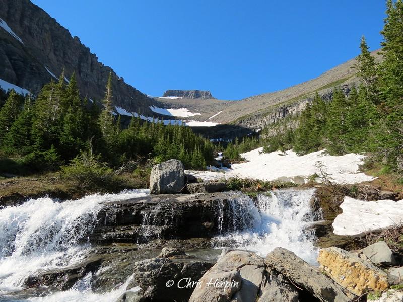 Lunch Creek - Glacier National Park, Montana