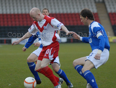 Airdrie v Queen of the South (0.1) 12 4 10