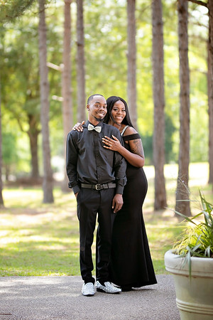 Sade Engagement Session