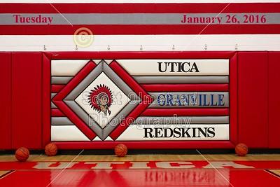 2016 Granville at Utica (01-26-16) Varsity