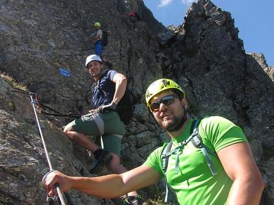 08.08.2020 Klettersteig