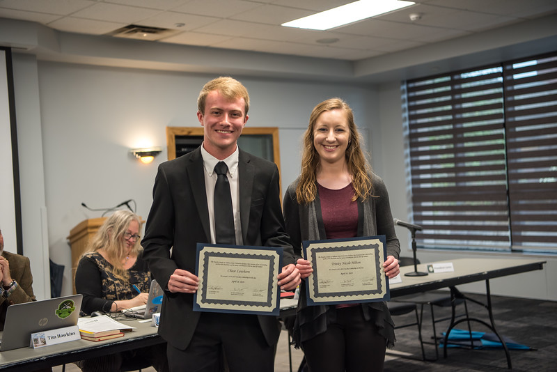 DSC_4848 Faculty Senate Scholarship April 18, 2019.jpg
