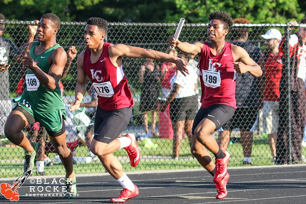 05-18-2017 Boys T&F Sectionals