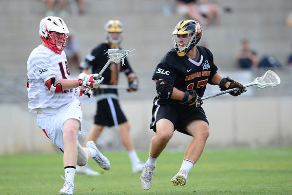 Chapman vs ASU, 5-3-13