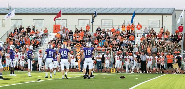 9/17/21 Varsity Football vs Mascoutah