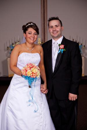 Kevin & Heather Wedding