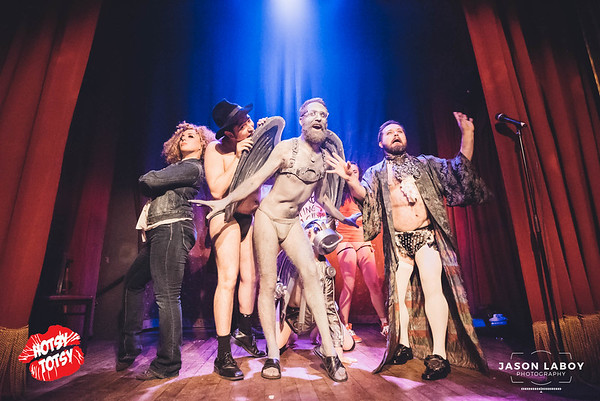 A Doctor Who Burlesque Tribute from Hotsy Totsy Burlesque