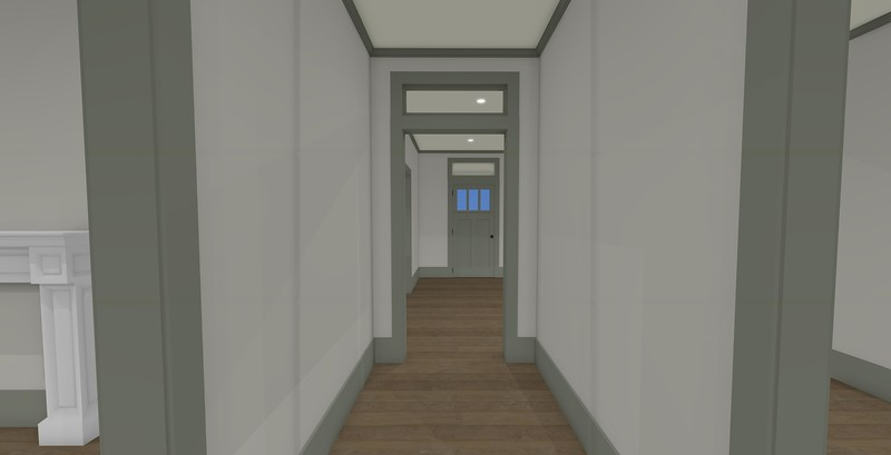 Main Hallway Looking to Front Door with Transom 1.jpg