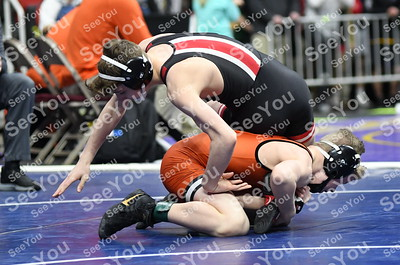 2020 State Wrestling: Thursday