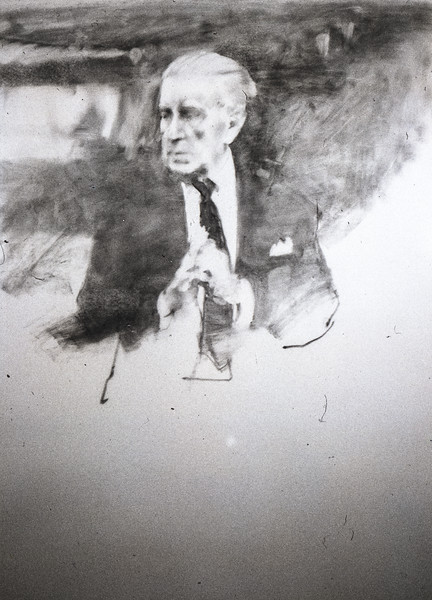Study for Portrait of Sir Frederick Ashton (c1980s)