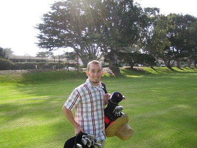 Golf - Pacific Grove